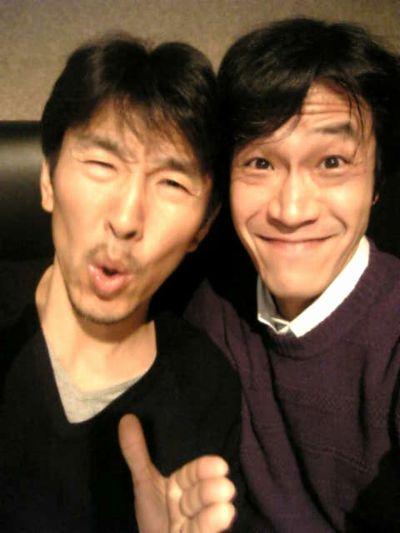 高田さんと・・・。