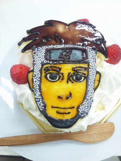 隊長ケーキ!