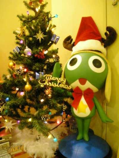 こちらもメリークリスマスです!