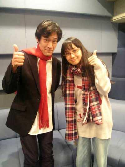 嶋村さんと撮りました!