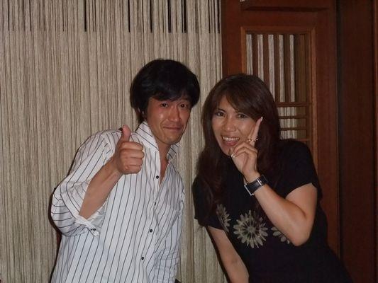 松岡さんです!!