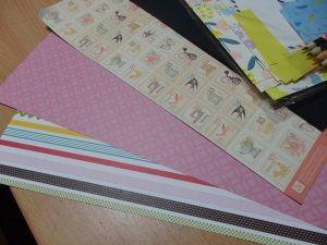 K2さんから紙類②