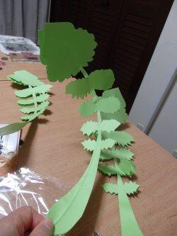 大根の葉っぱ手作り②