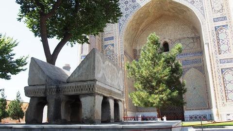 ビビハニム・モスク2