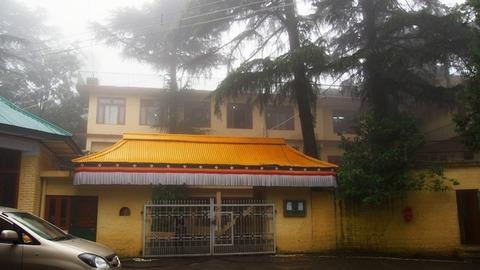 ダライラマ邸宅