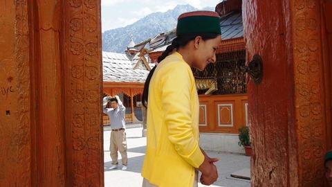 ヒンドゥー寺院信者