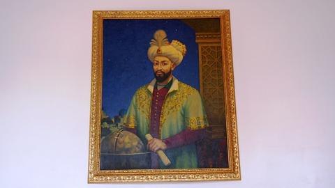 博物館 肖像画