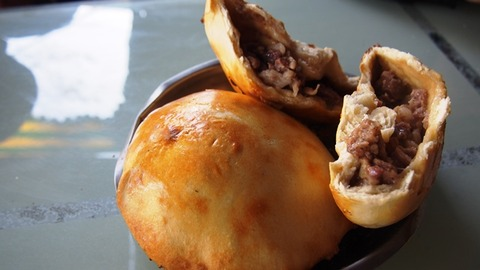 干田名物 羊肉パン