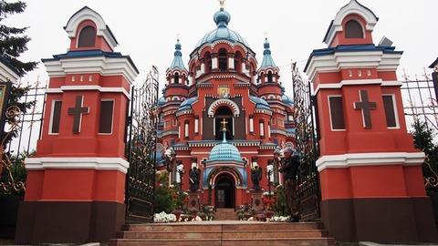カザンスカヤ教会