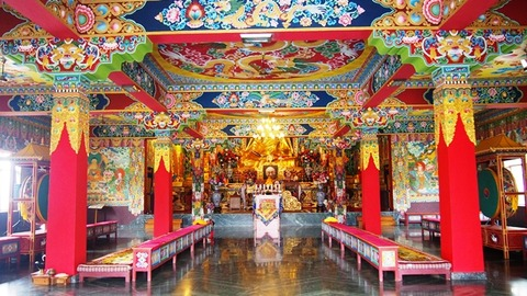ディプ・セ・チョ・リンゴナ寺院2