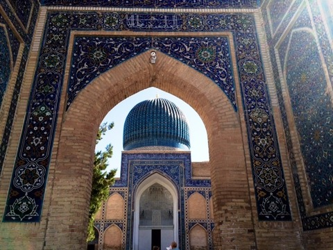 Gur-Emir Mausoleum_05