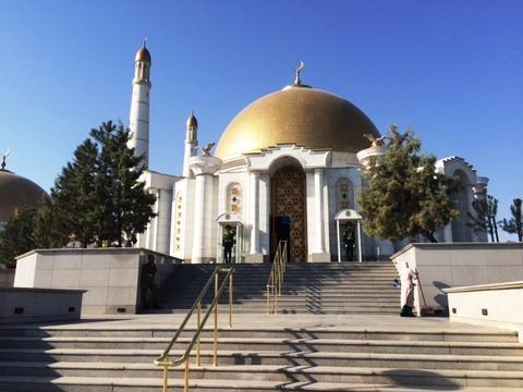 Nyyazov_Mausoleum
