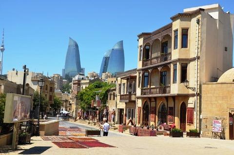 Baku_Old_City