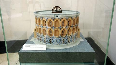 博物館 模型2
