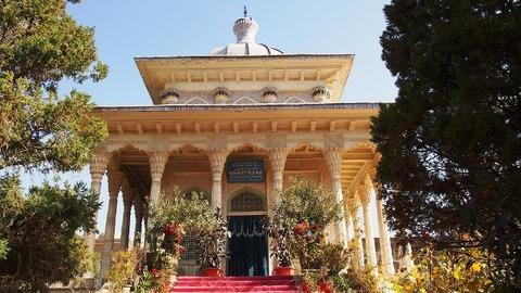 アマニサハン廟2
