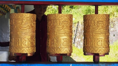 ゴムサル仏塔2