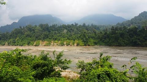 チアバロリ川