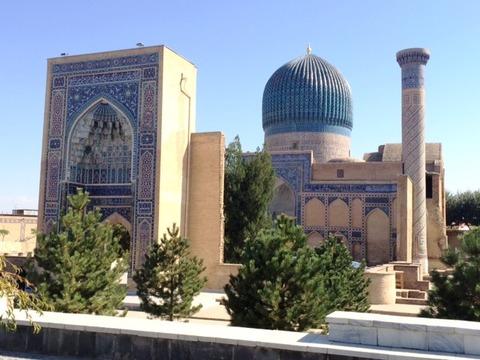 Gur-Emir Mausoleum_01