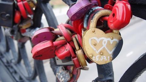 橋上 恋人のキー