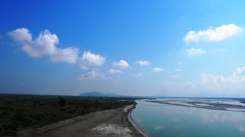ブラフマプトラ川3