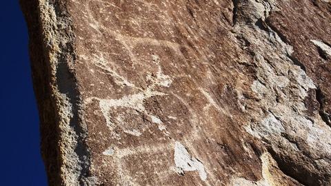 古代岩絵2