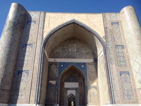 Bibi-Khanym Mosque_01
