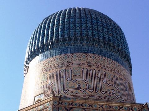 Gur-Emir Mausoleum_03