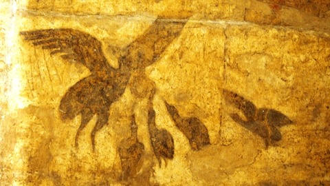 ソグド人の壁画7