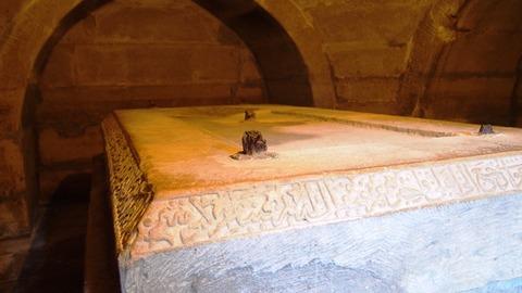 ティムールの墓石