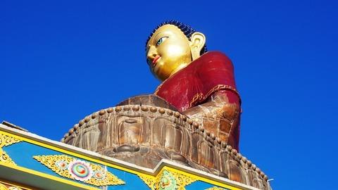 高台仏像2