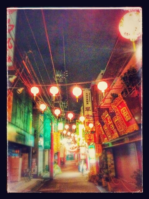 Yokohama_Chinatown_Effect