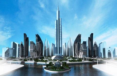 Baku_Azerbaijan_Tower_Image