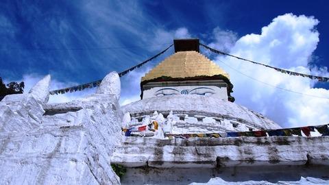 ゴムサル仏塔