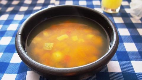 ソカイレ村 スープ