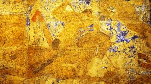 ソグド人の壁画6