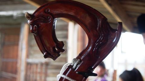 楽器 ヘッド