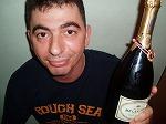 ロロさんとシャンパン