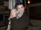 ロロさんと猫