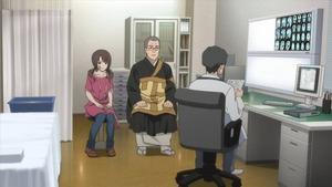 沖田 紗羽、沖田 正一、医師