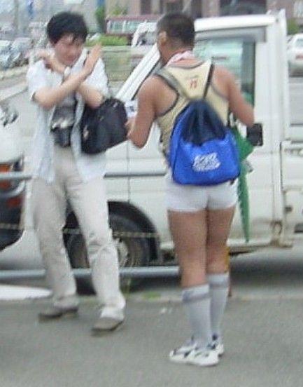 半ズボンって小学生ならまだしも、大人が履いてるとダサいぞ。。。 [無断転載禁止]©2ch.net [332370204]YouTube動画>1本 ->画像>99枚