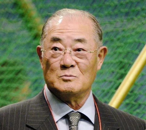 張本勲氏、喝!の哲学を語る「いいか悪いか言わないと評論家にはならない」
