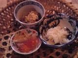 長野・前菜
