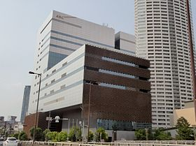 Asahi_Broadcasting_Corporation_headquarter