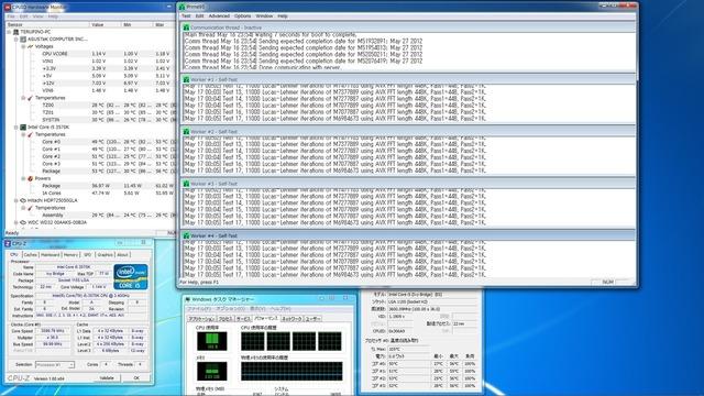 6Ghz Prime95