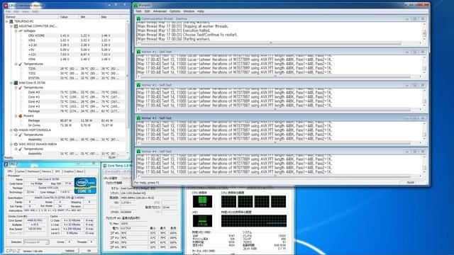 5Ghz Prime95