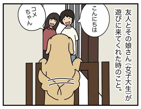 あからさまな犬02