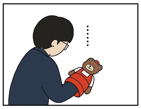 冷静な犬04