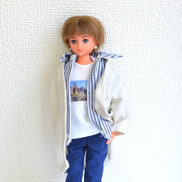 リカちゃんボーイフレンドサイズ4