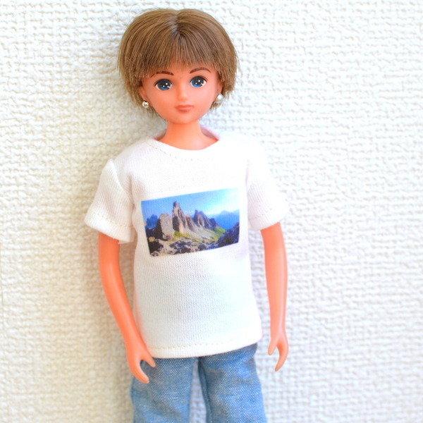 リカちゃんボーイフレンドサイズ2