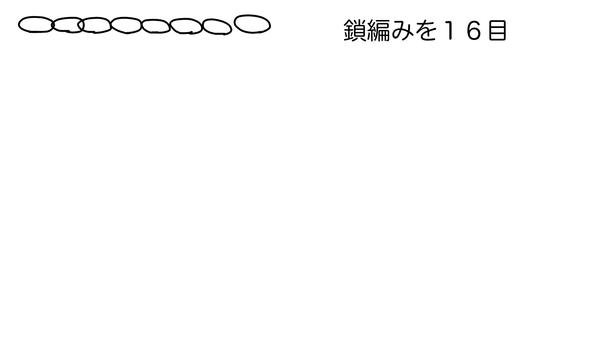 ミキちゃんマキちゃん編みドレス